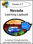 Nevada State Study Lapbook--4.50