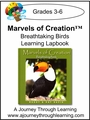 New Leaf Press- Marvels of Creation: Breathtaking Birds Lapbook-13.00