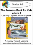 New Leaf Press-The Answers Book for Kids Volume 4 Lapbook-13.00