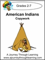 American Indians Print Style 1--4.50