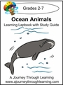 Ocean Animals Lapbook 8.00