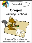 Oregon State Study Lapbook--4.50