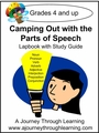 Parts of Speech Lapbook with Study Guide-8.00