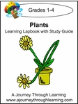Plants Grades 1-4 Lapbook with Study Guide --8.00