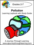 Pollution Lapbook with Study Guide
