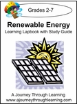 Renewable Energy Lapbook with Study Guide