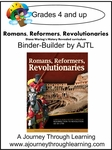 History Revealed- Romans, Reformers, Revolutionaries Lapbook