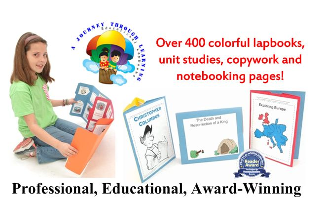 A Journey Through Learning Lapbooks
