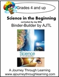 Jay Wile's Science in the Begininning Binder-Builder