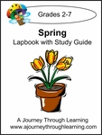 Spring Lapbook with Study Guide --8.00