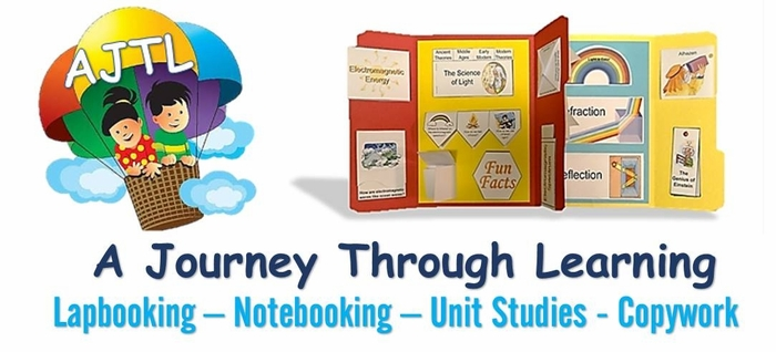 A Journey Through Learning Colorful Lapbooks