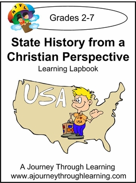 State History From A Christian Perspective (study guide details inside)