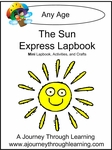Sun Express (Quick) Lapbook- <s>2.99</s> Limited Time 1.99!