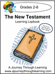 The New Testament Lapbook--8.00