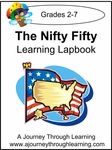 The Nifty Fifty (All 50 States) Lapbooks-35.00