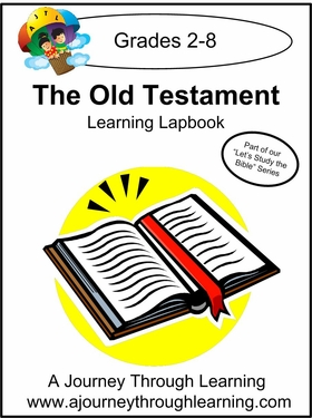 The Old Testament Lapbook--8.00