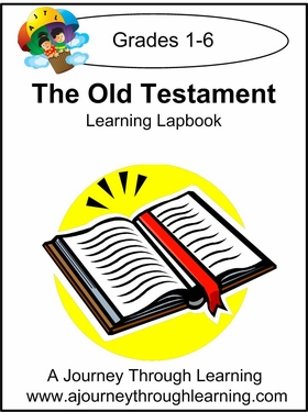 The Old Testament Lapbook for Foundations --8.00