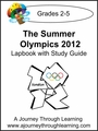 Summer Oympics 2012 Lapbook with Study Guide 3.00!