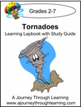 Tornadoes Lapbook with Study Guide