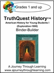 TruthQuest American History for the Young Child 1 Binder-Builder