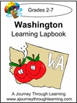 Washington State Study Lapbook--4.50