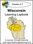 Wisconsin State Study Lapbook--4.50