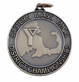 2 and 3-Dimensional Custom Medals Die Cast in Zinc