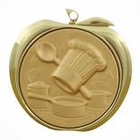 CULINARY ARTS APPLE MEDAL - GOLD, SILVER OR BRONZE