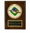 Cast Stone Colorful High Relief Plaques