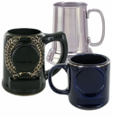 Coffee Mugs and Tankards
