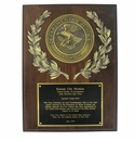 Government Agencies Award Plaques