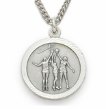New Sterling Silver Sport Medals