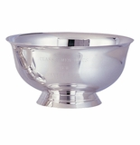 Polished Stainless Steel Bowls, Trays, Tankards and Wine Coolers