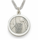Sterling Silver Sportmedals