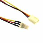 3-pin Case Fan Extension Cable