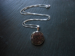 Pfeiffer Purple Sand Necklace by Dune