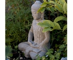 Sitting Buddha 12in