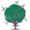Bird D-Fence Netting - 14' x 14'