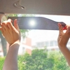 Cling On Sun Glare Blockers - Set of 2