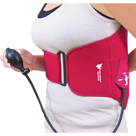 Compression Back Wrap
