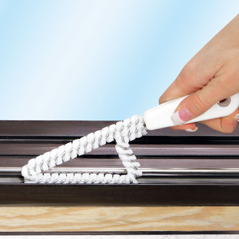 Door/Window Track Cleaning Brush