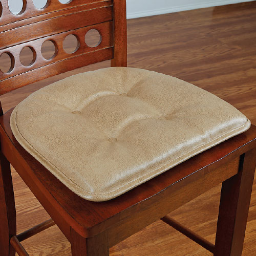 Leather Seat Pads For Chairs Images