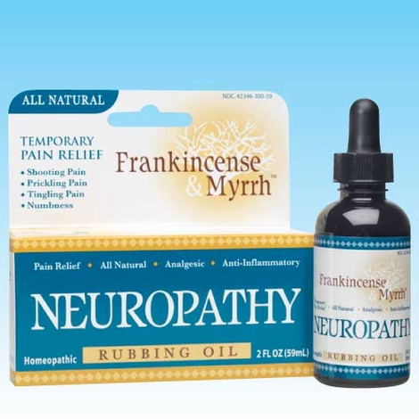 Frankincense and Myrrh Neuropathy