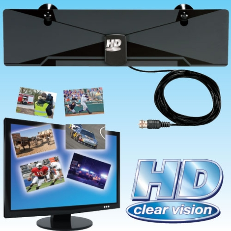HD Clear Vision TV Antenna