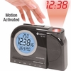 HD Projection Clock w/Motion Sensor