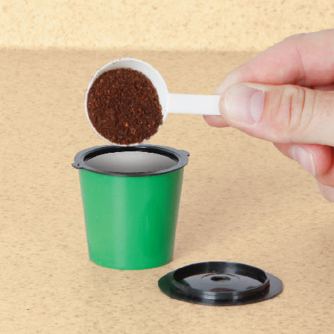 JavaJig Coffee Filter Single Serve Kit