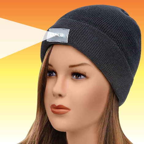 Light Knit Cap
