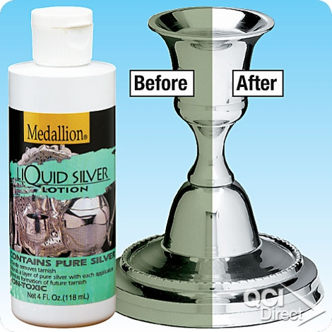 Liquid Silver Plating Kit