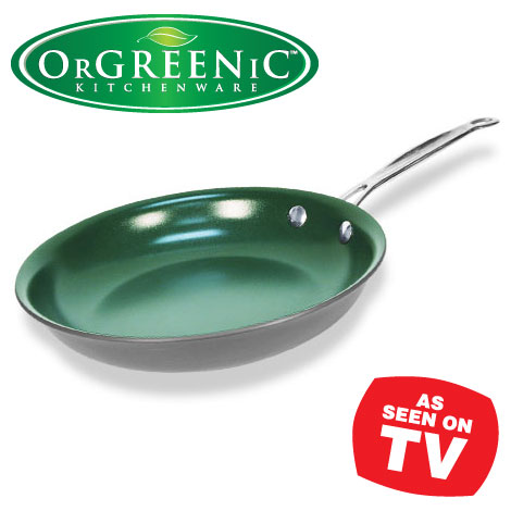OrGreenic� 10 Inch Frying Pan