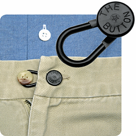 Pant Button Extender - Set Of 4